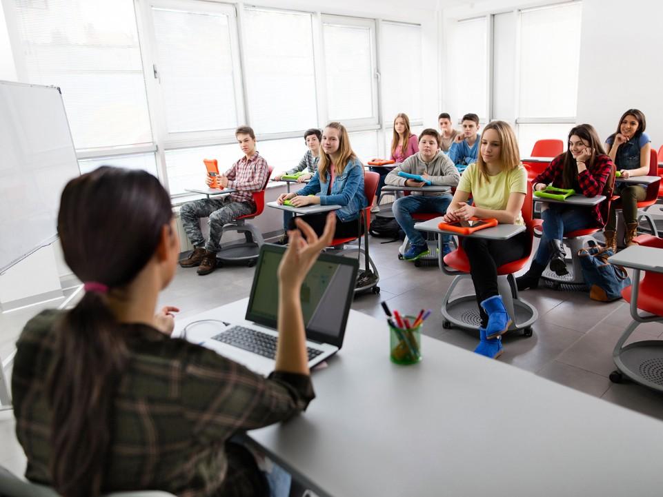 Le digital révolutionne l'enseignement scolaire