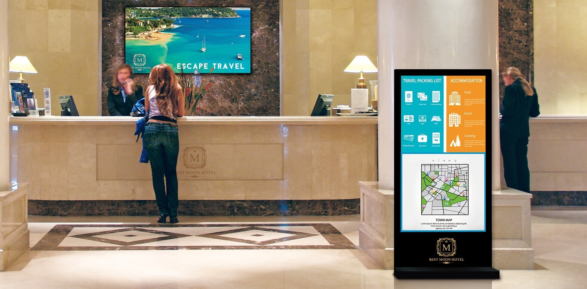 Quand la transformation digitale s'invite à l'hôtel