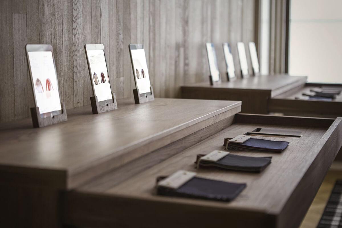 Phygital magasins retail expérience digital