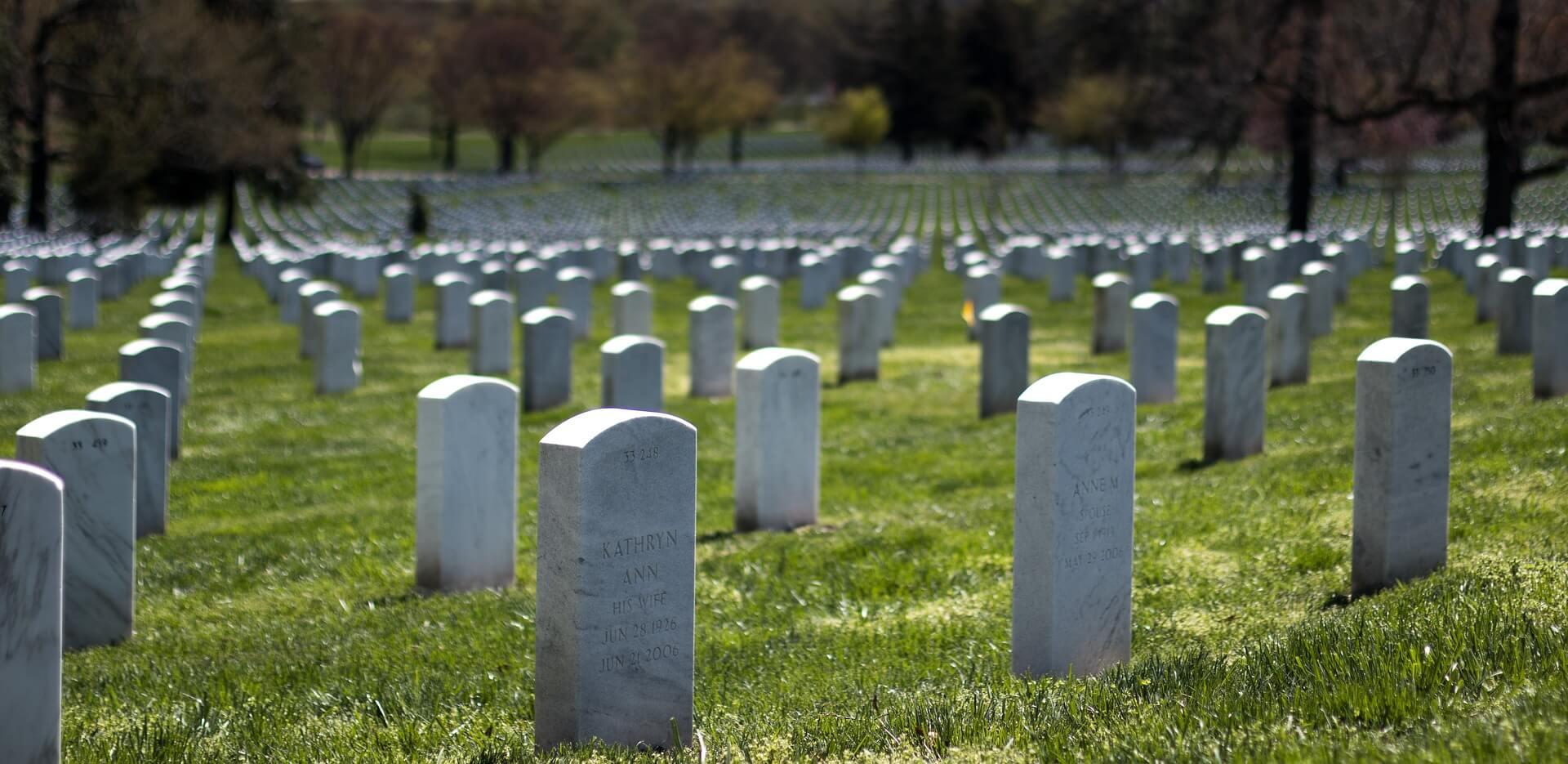 Quand le numérique fait son entrée au cimetière