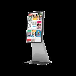 Location totem interactif digital 43, 49, 55 pouces