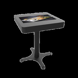 Table tactile restaurant menu interactif