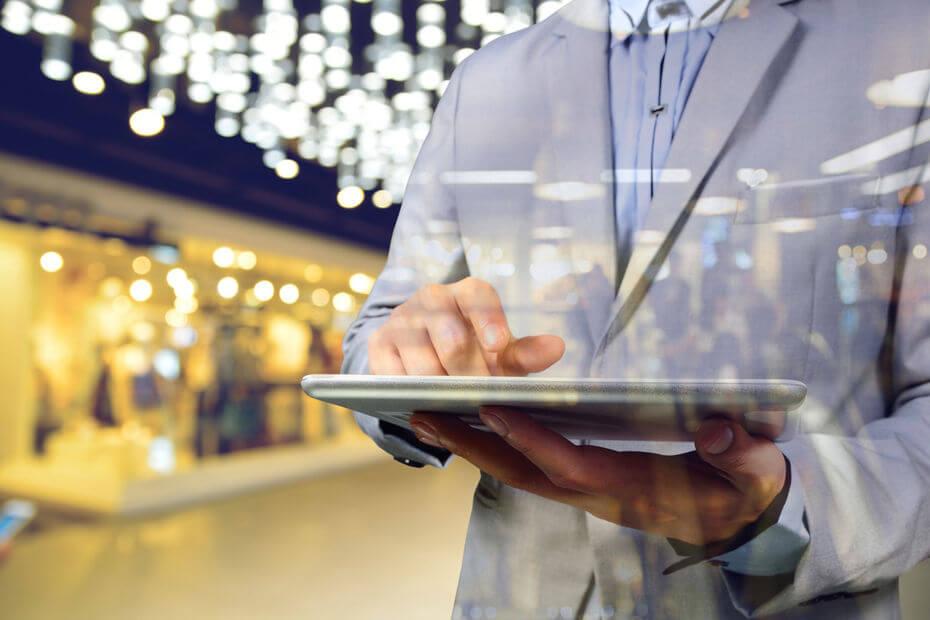 La transformation digitale des magasins