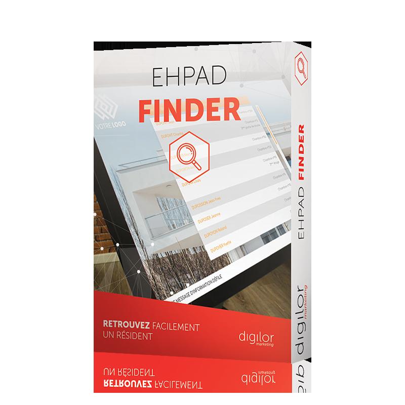 Ehpad Finder, recherche de résidents en EHPAD