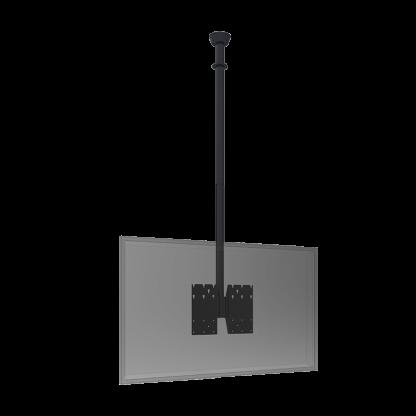 Vitrine digitale 46 pouces plafond dos