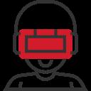 360 degrès application tactile présentation