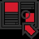 Liseuse PDF application tactile présentation