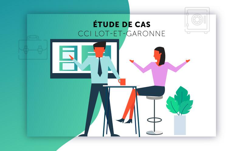 Etude de cas CCI Lot et Garonne