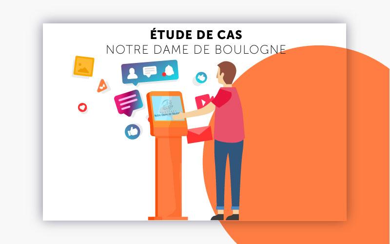 Etude de cas Notre Dame de Boulogne