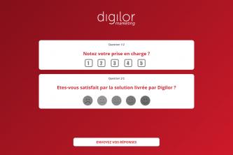 Application satisfaction Digilor