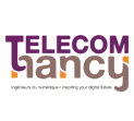 Logo digitalisation Telecom Nancy