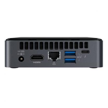PC Intel NUC connectiques