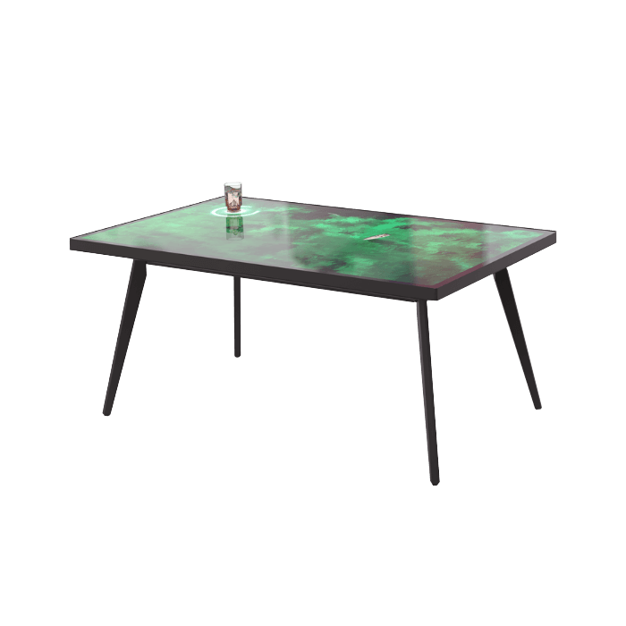 table tactile north interactive multitouch 75 pouces