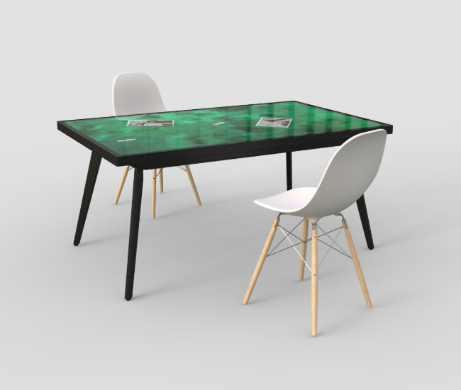 table tactile north multitouch