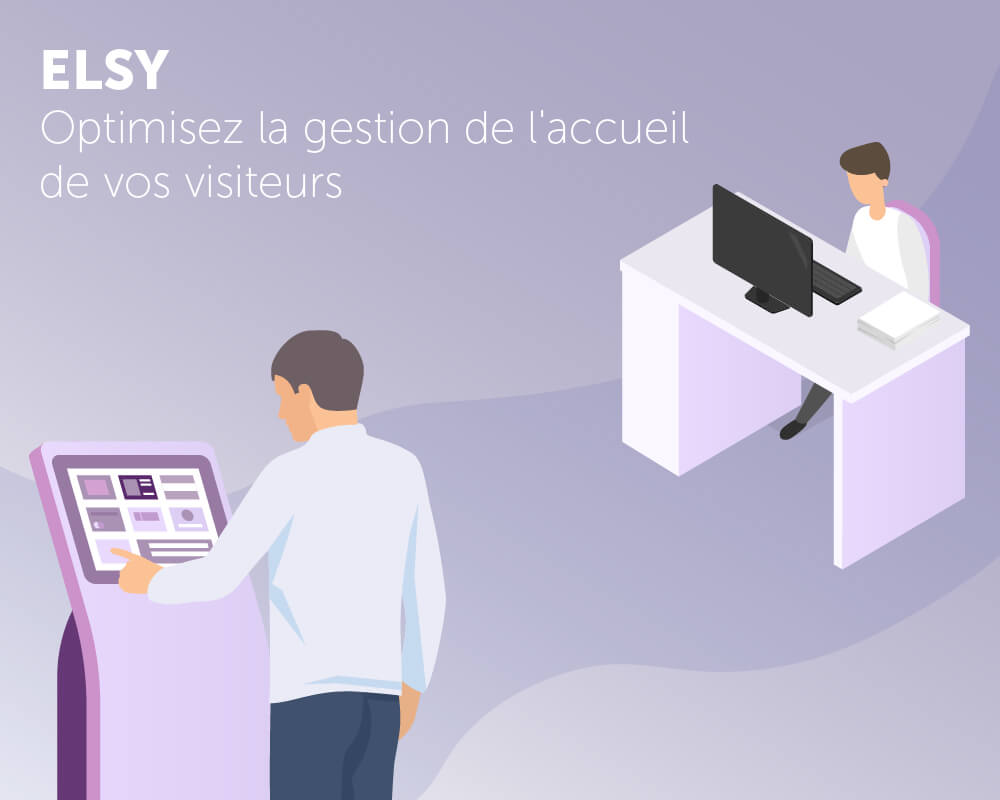 Application tactile ELSY