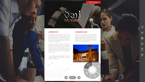 Arena logiciel création applications outil pdf