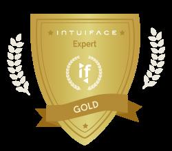 Certification Intuiface Partenaire Digilor
