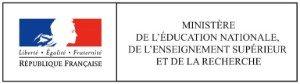 logo Ministère de l'Education Nationale, de l'Enseignement Supérieur et de la Recherche