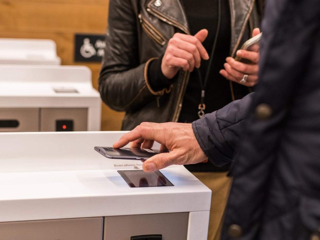 Le nouveau concept des magasins 100% digitaux