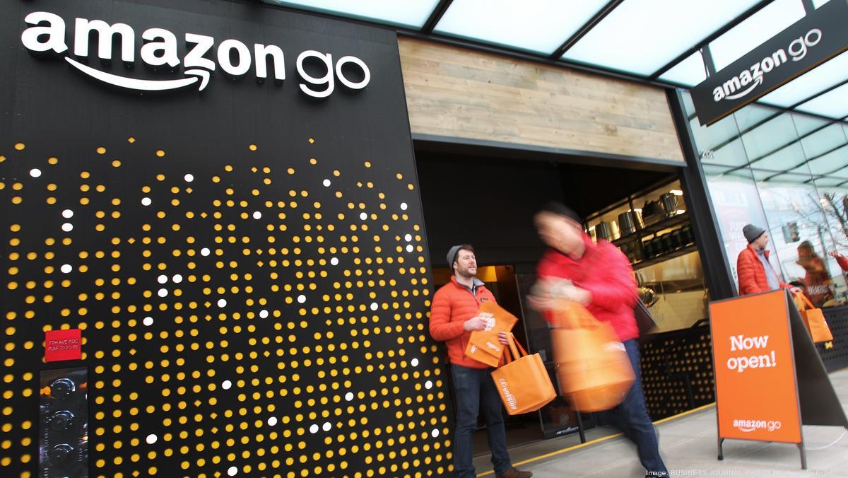 Le nouveau concept des magasins 100% digitaux Amazon Go
