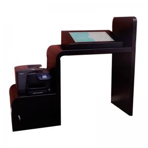 Borne tactile MODULO avec imprimante