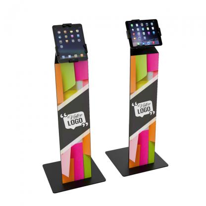 Borne tablette iPad universel