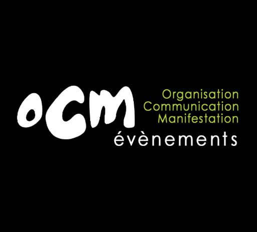 Logo digitalisation OCM Evenement
