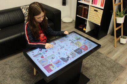 Whisperies bibliothèque de livres interactifs
