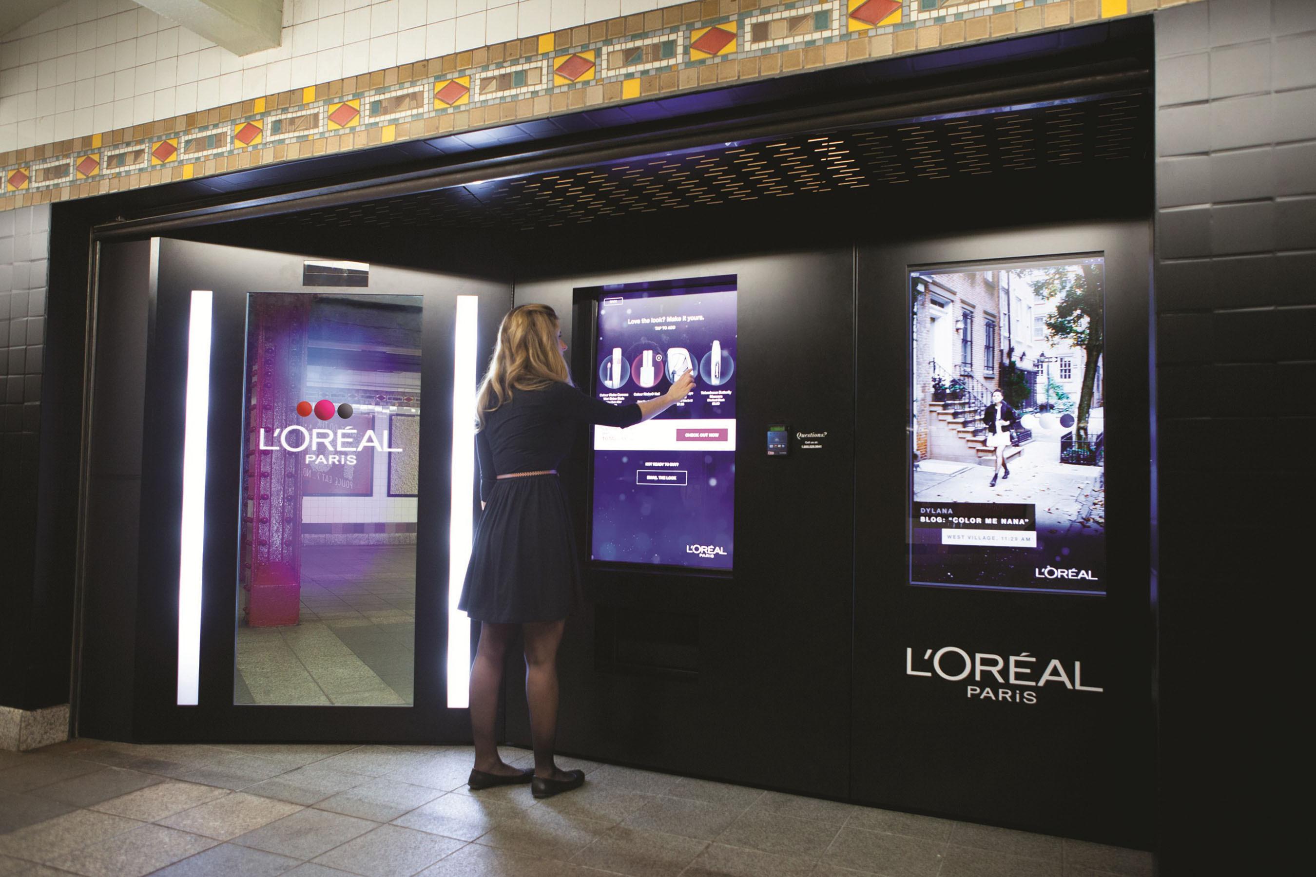 La révolution de la vitrine numérique