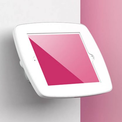 Support borne tablette iPad mural iWall