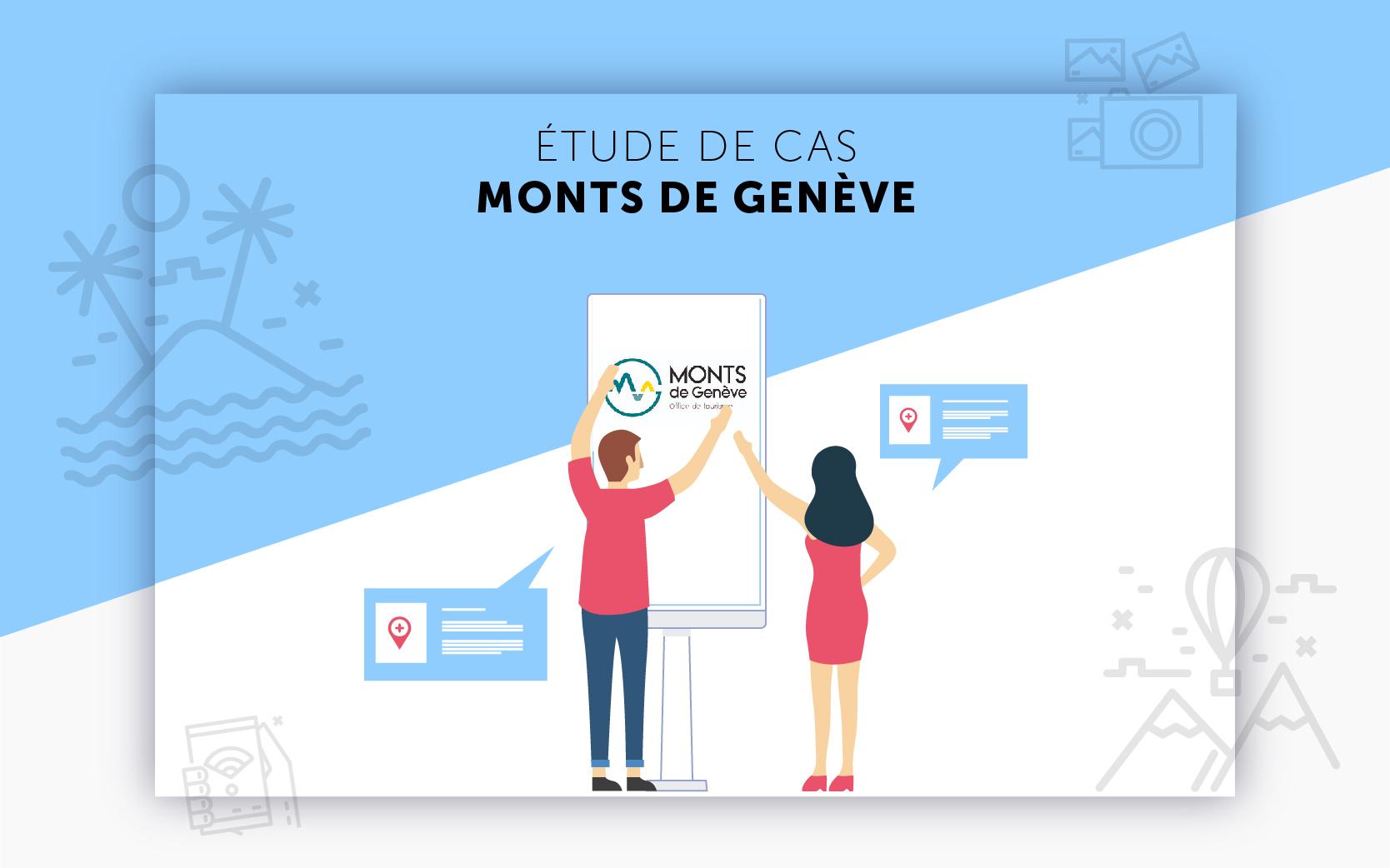 Etude de cas Monts de Genève