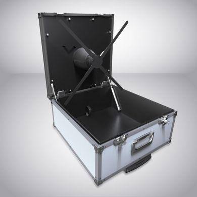 Hélice holographique boite hélice