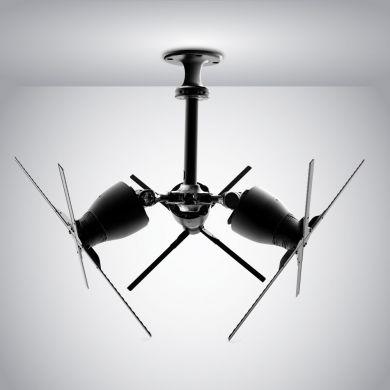 Hélice holographique support hélices