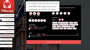 Immosearch application recherche appartement