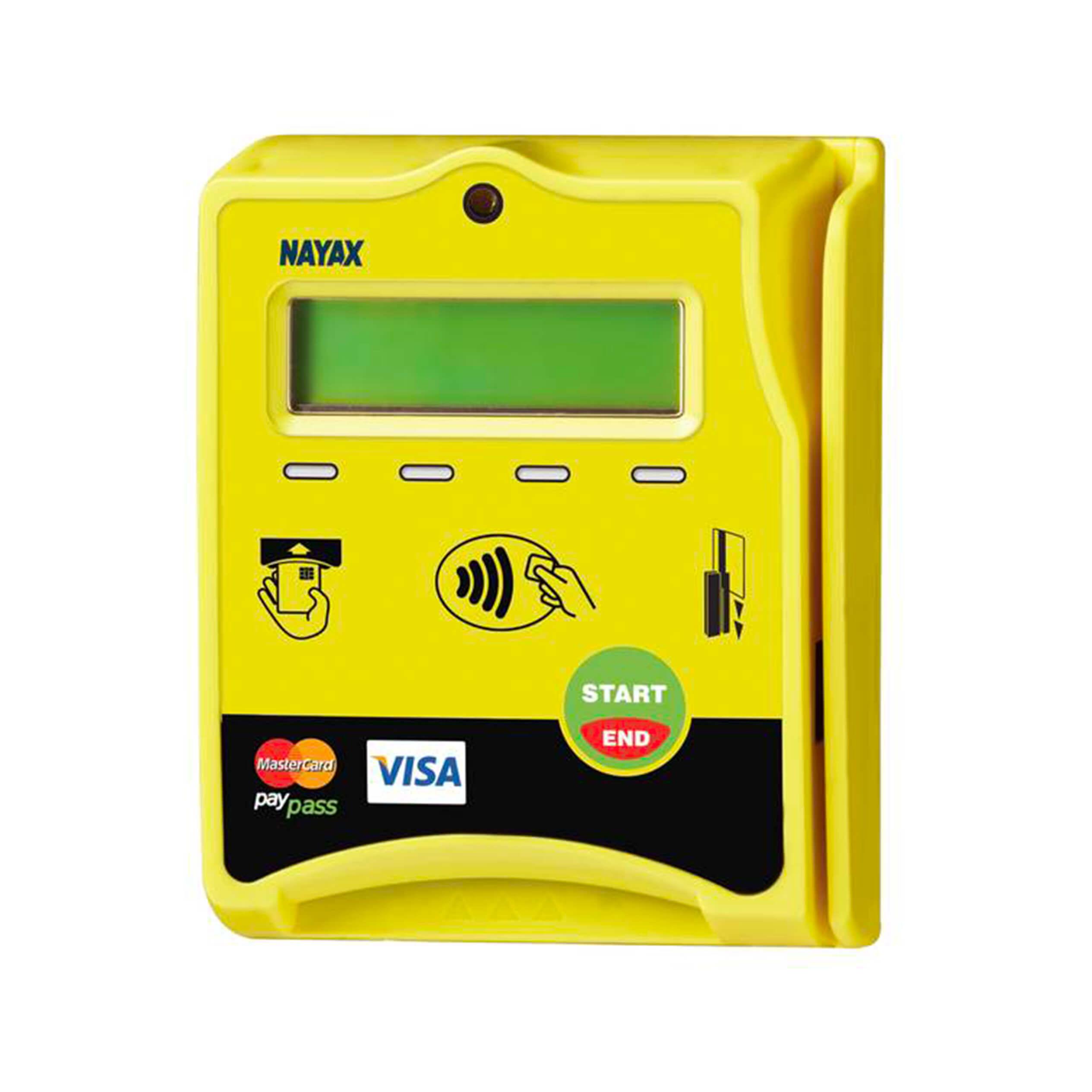 Automate paiement sans contact