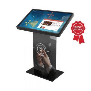 Borne écran tactile 43 pouces Kiosk Best Seller