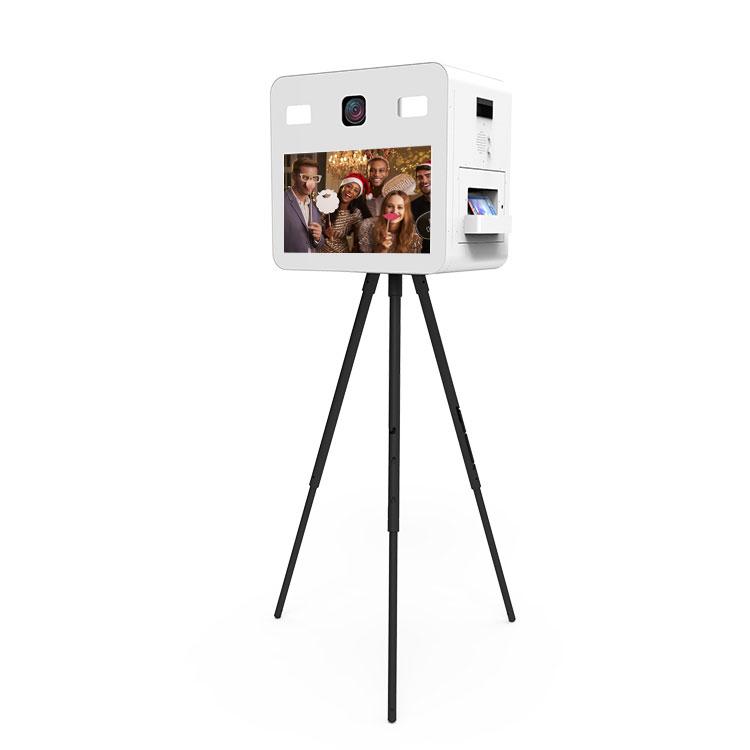 Borne selfie 22 pouces imprimante