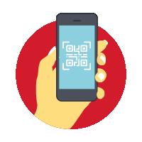 Datahall récupération documents par QR code