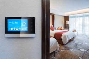 hôtel intelligent écran tactile