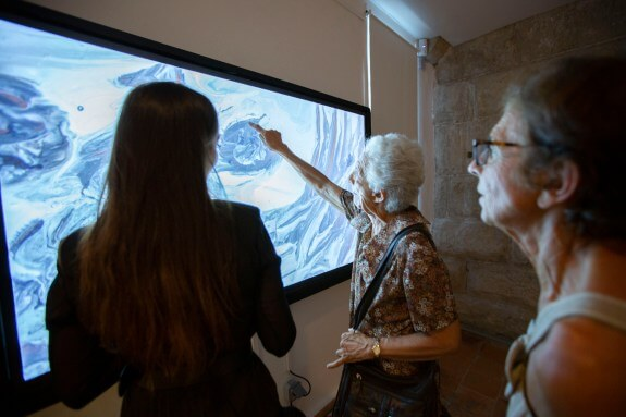 Immersion dans les oeuvres de Picasso