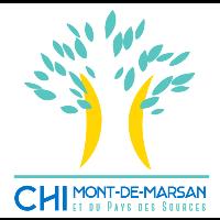 logo centre hospitalier mont de marsan
