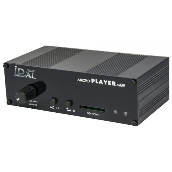 Micro player audio MKLL