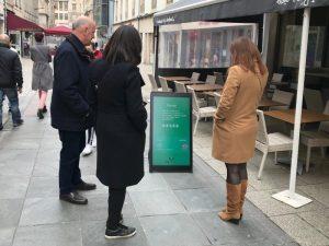 Restauration stop trottoir numérique avis tripadvisor