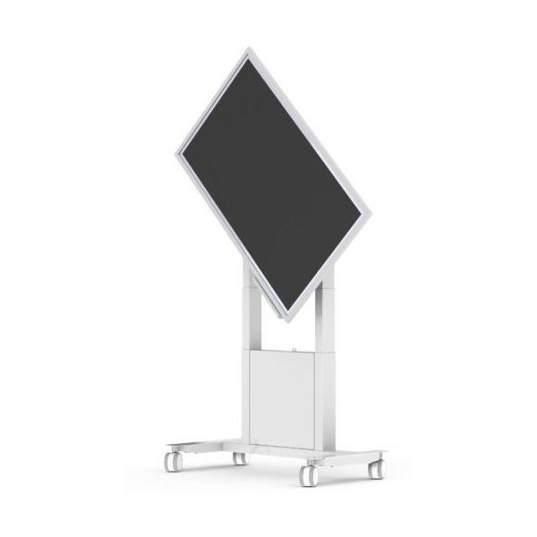 Support écran rotatif sur pied