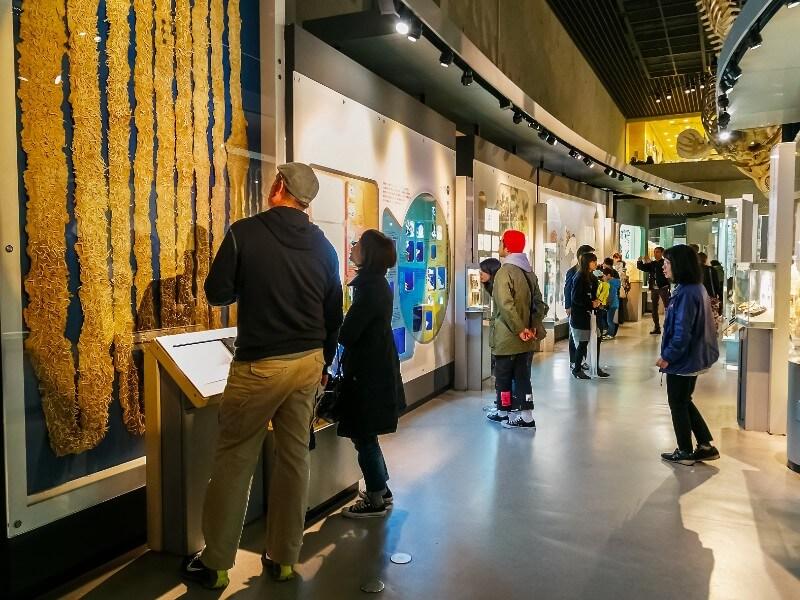 Tour 2019 des dispositifs numériques dans les Musées