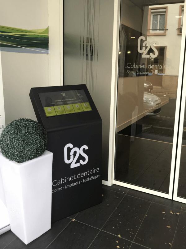 Gestion de l'accueil des centres médicaux - Application cabinet dentaire