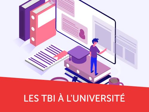 Infographie TBI université