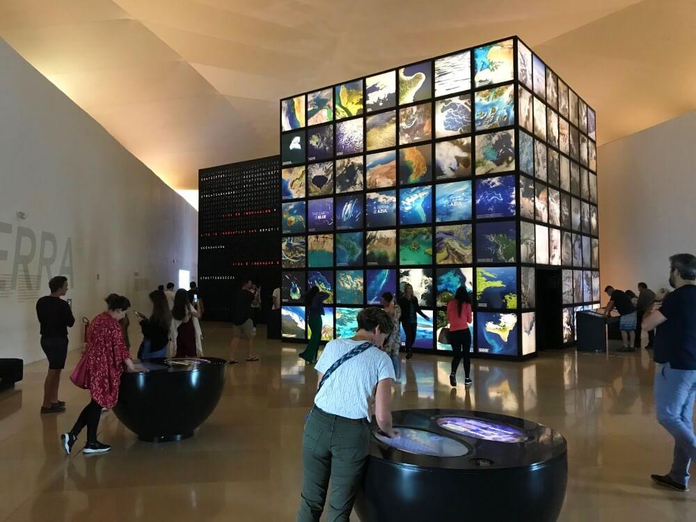 L'exemple du Musée de Demain à Rio de Janeiro pour une expérience visiteur 100% digitale