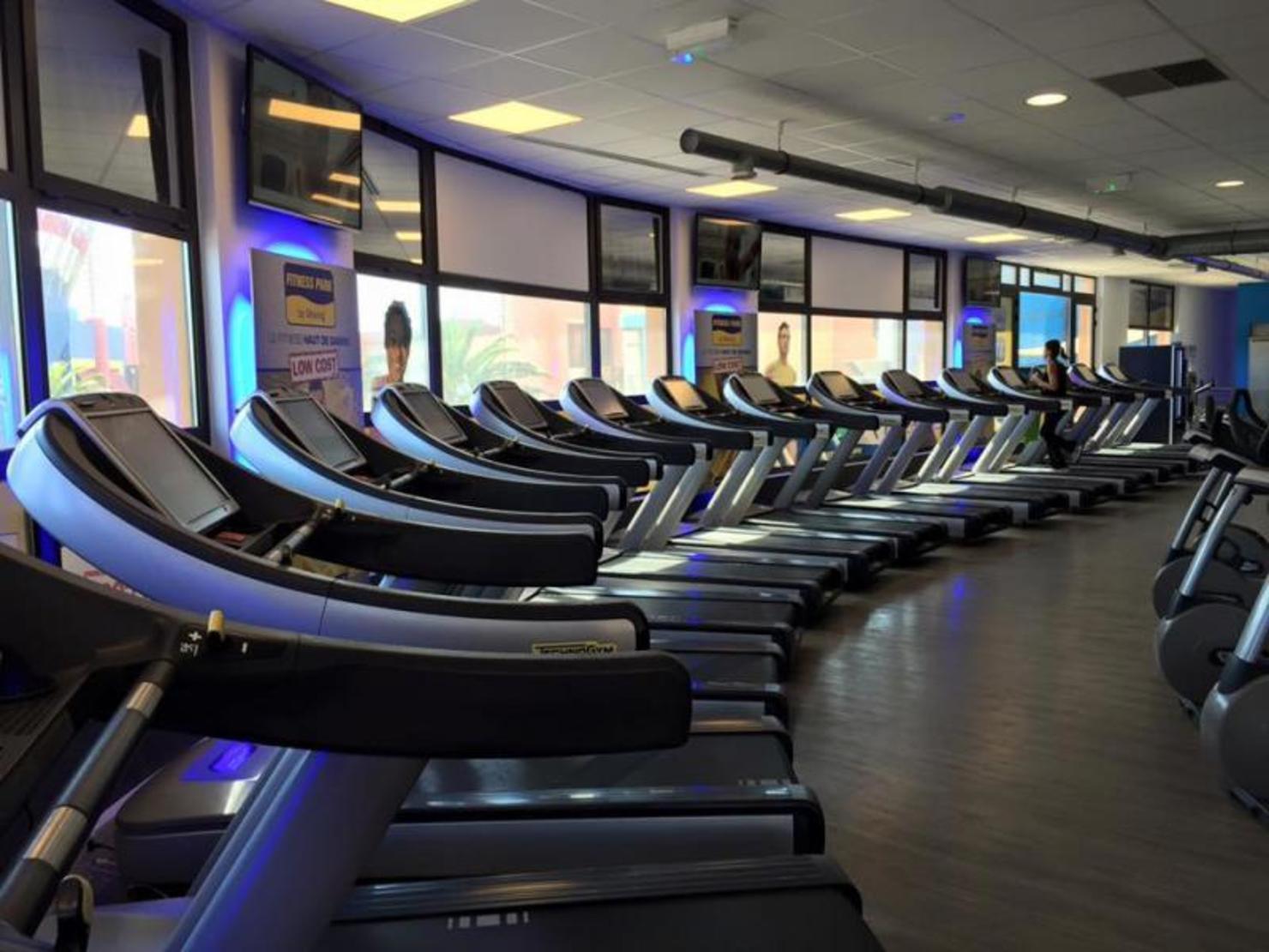 digitalisation salle de sport