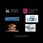 Affichage dynamique université logo